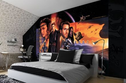XL Star Wars giant wall mural